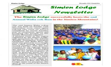 December 14 Newsletter
